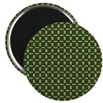 Geranium Leaves Magnet