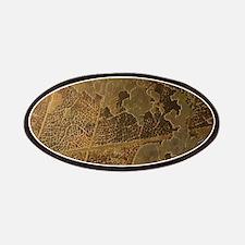 24K Gold Leaf Patch