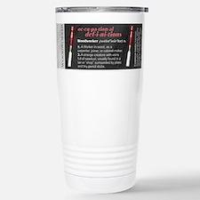 Cute Cabinetmaker Travel Mug
