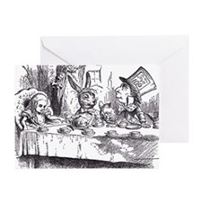 Mad Tea-Party Greeting Cards (Pk of 20)