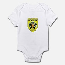 Delaware Flip Cup State Champ Infant Bodysuit