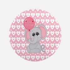 "Love U Tons 3.5"" Button (100 pack)"