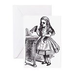 Drink Me Greeting Cards (Pk of 20)