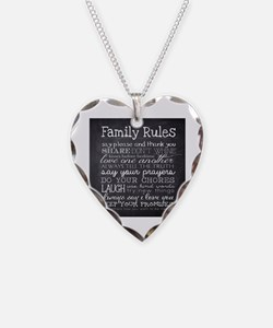 Cute Family Necklace