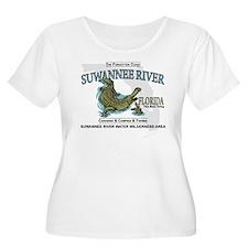 River Gator T-Shirt