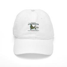 River Gator Baseball Cap