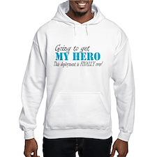 Going to Get My Hero Hoodie