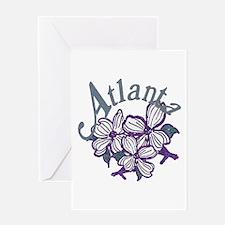Atlanta - Greeting Card