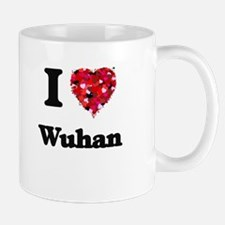 I love Wuhan China Mugs