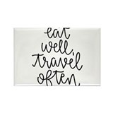 Travel quote Magnets