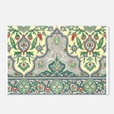 Traditional Motif Postcards (Package of 8)