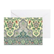 Traditional Motif Greeting Cards (Pk of 20)
