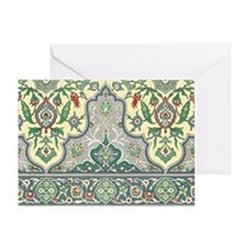 Traditional Motif Greeting Card