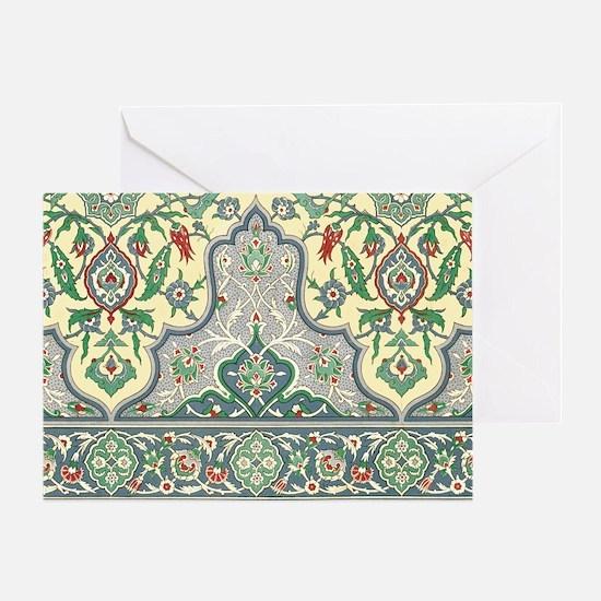 Traditional Motif Greeting Card