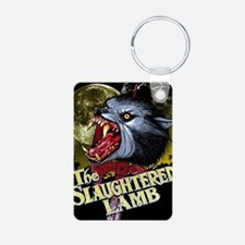 The Slaughtered Lamb Keychains