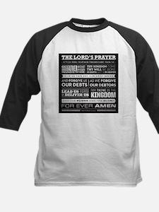 The Lord's Prayer Baseball Jersey