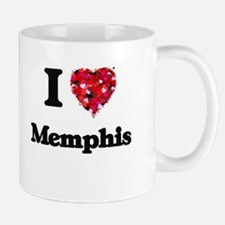 I love Memphis Tennessee Mugs