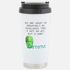 Cute Excellence in all we do Travel Mug
