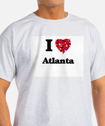 I love Atlanta Georgia T-Shirt
