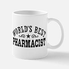 World's Best Pharmacist Mug