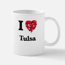 I love Tulsa Oklahoma Mugs
