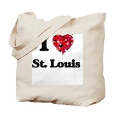 Cute I love cities Tote Bag