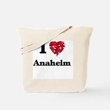 Cute Anaheim girl Tote Bag