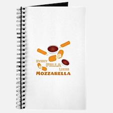 Likes Mozzarella Journal