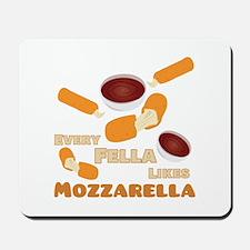 Likes Mozzarella Mousepad