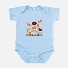 Likes Mozzarella Body Suit
