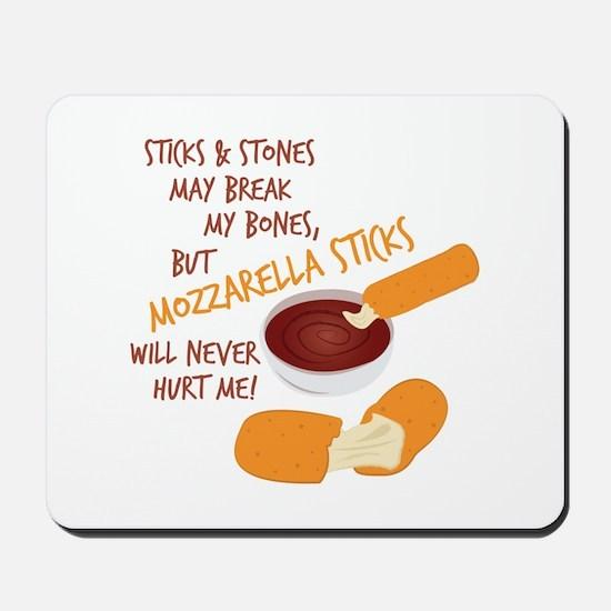 Mozzarella Sticks Mousepad