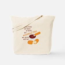 Mozzarella Sticks Tote Bag