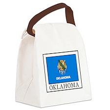 Funny Enid Canvas Lunch Bag