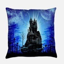 Awesome castle Everyday Pillow