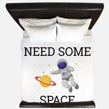 I Need Some Space King Duvet