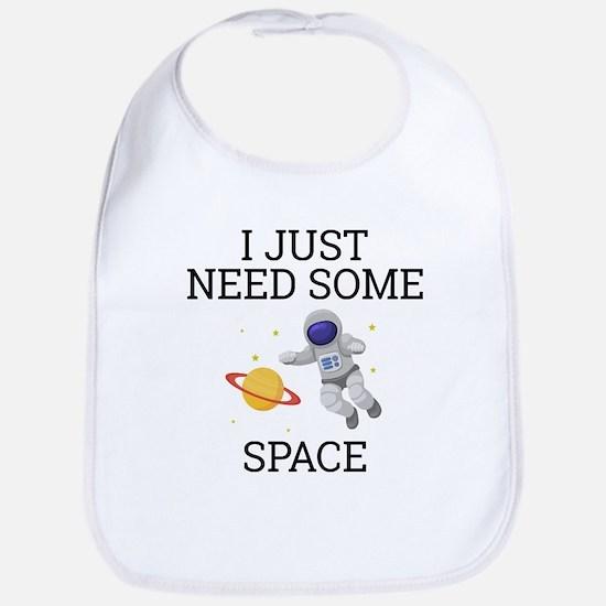 I Need Some Space Bib