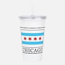 Chicago Acrylic Double-wall Tumbler