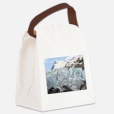 Portage Glacier, Alaska Canvas Lunch Bag