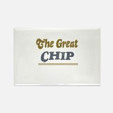 Chip Rectangle Magnet