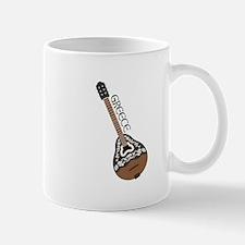 Greece Instrument  Mugs