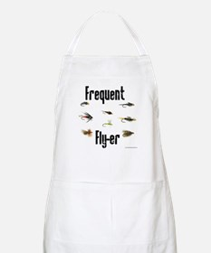 Frequent Fly-er BBQ Apron
