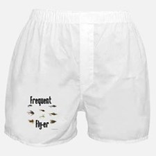 Frequent Fly-er Boxer Shorts