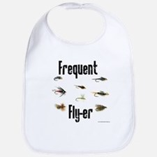 Frequent Fly-er Bib