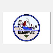 Delaware - Postcards (Package of 8)