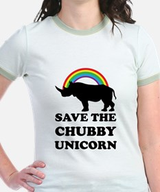 Chubby Unicorn T-Shirt