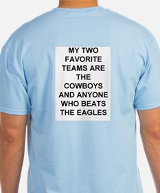 My two favorite teams T-Shirt