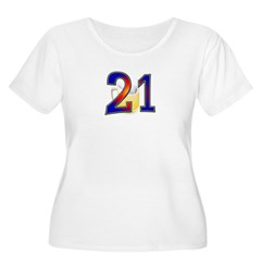 21st Birthday Beer T-Shirt
