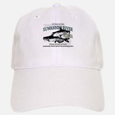 River Cat Baseball Baseball Cap