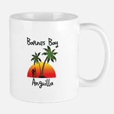 Barnes Bay Anguilla Mugs