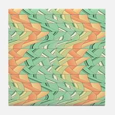 Unique Tessellation Tile Coaster